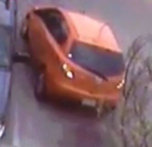 KPD_Library_Theft_suspect car