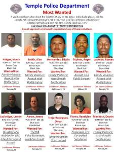 TPD Most Wanted 10-28-14