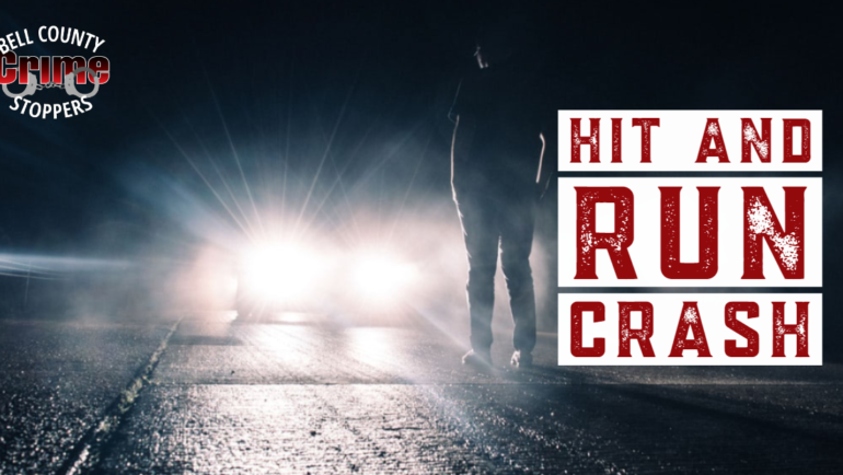 Killeen Police Seeks Your Help with a Hit and Run Crash – UPDATE