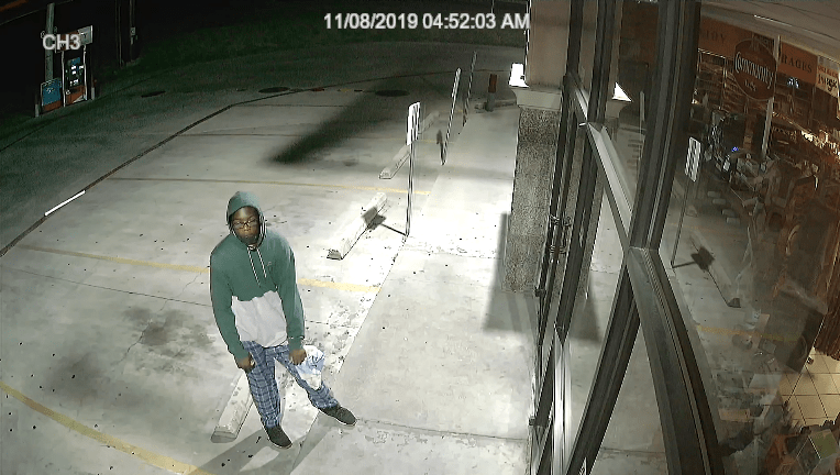 Killeen Police are Asking for the Community's Assistance Identifying a Burglar