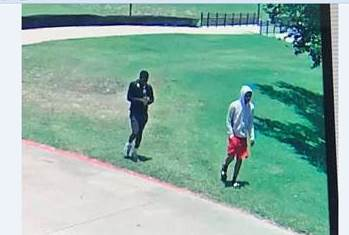 The Killeen Police Department is seeking assistance in identifying the persons responsible for this crime.