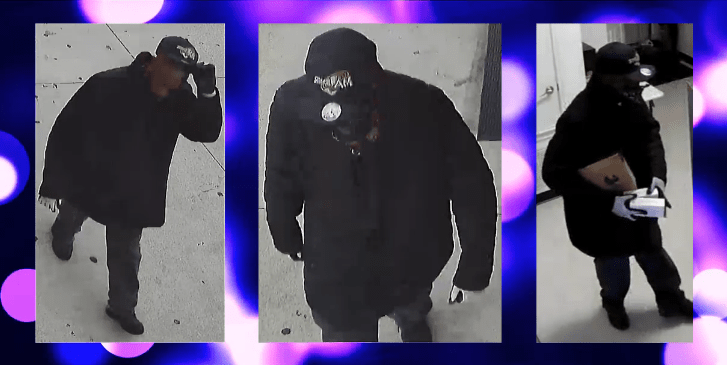 Can you identify this Robbery suspect?