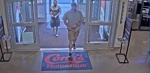 KPD Needs Your Help Identifying Two Suspects