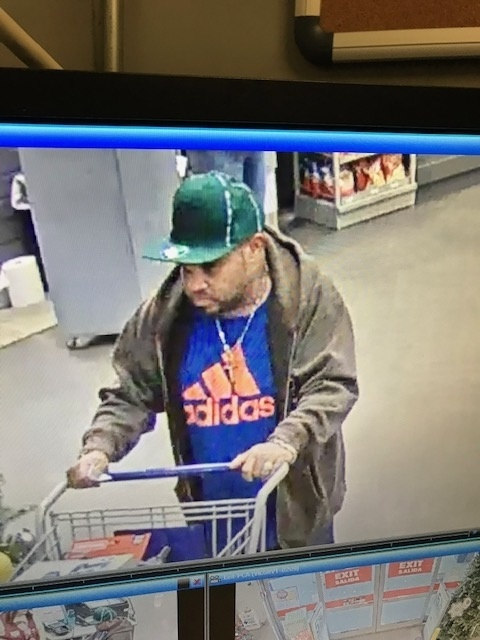 KPD Needs Your Help Identifying a Burglar