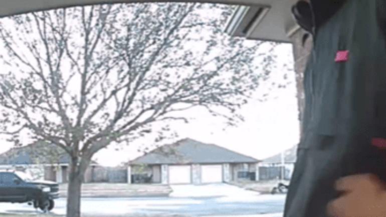 Killeen Police Need Your Help Identifying a Burglar