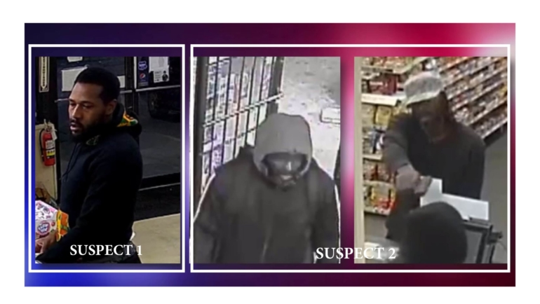 Can you Identify these Robbery Suspects?
