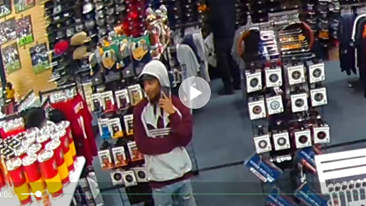 Killeen Police Need Your Assistance Identifying Three Store Thieves
