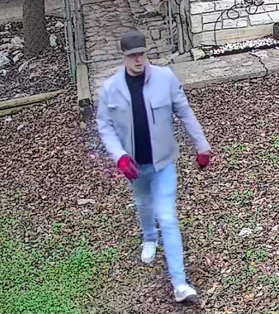 The Bell County Sheriff's Department Needs the Public's Assistance Identifying this Burglar