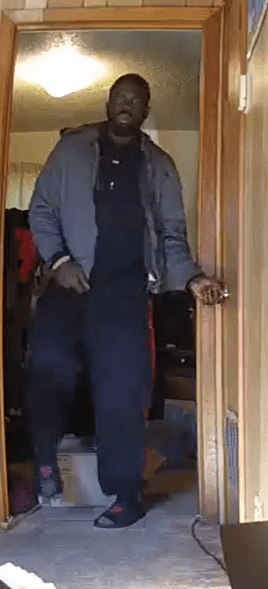 Can You Identify this Burglar?