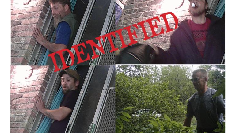Killeen Police Need Your Help Identifying Four Burglars