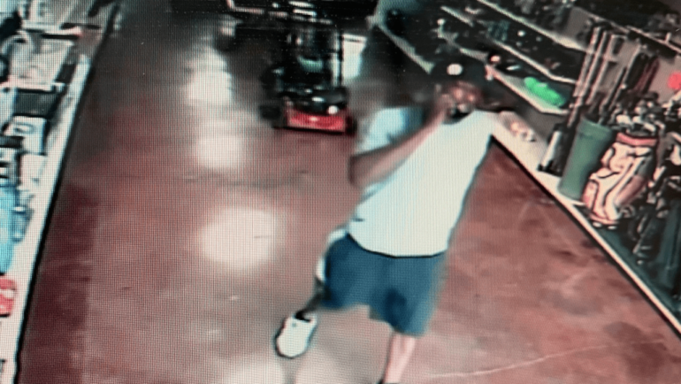 Killeen Police Need Your Help Identifying a Thief