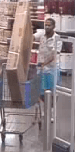 The Killeen Police Department Needs Your Help Identifying a Shoplifter